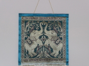 Brocade wall hanging - Small